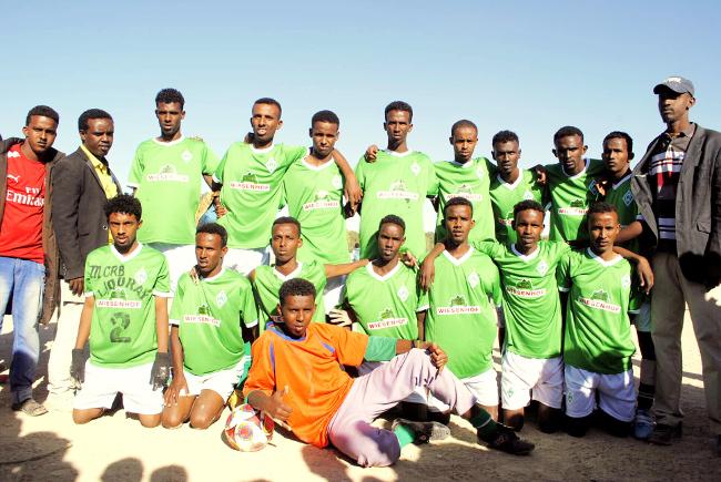 SOMALIA - SSF Success Story: Football for Peace