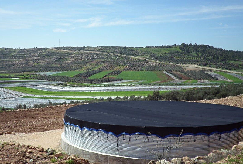 Land and Water Resource Management programme (LWRM) in the Palestinian Territories