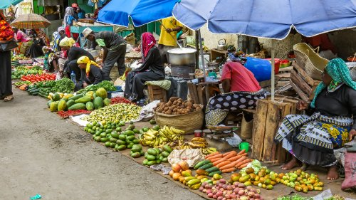 Fair allocation of land for Kenyan market traders