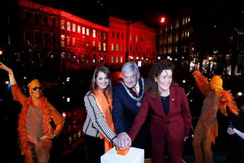 Orange the World campaign 2019