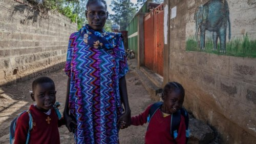 Birth certificates for refugees in Ethiopia