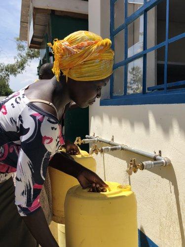 Water Operator Partnership in Homa Bay, Kenya