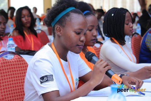 Youth in Uganda raise their voices